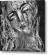 Tears Metal Print by Sorana Tarmu