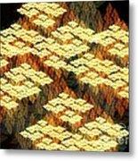 Tectonics Metal Print
