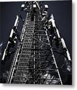 Telecommunications Tower Metal Print
