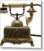 Telephone Metal Print