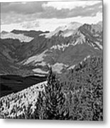 Telluride Backcountry Metal Print