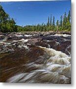 Temperance River 1 Metal Print