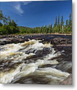 Temperance River 3 Metal Print