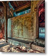 Temple Cave Metal Print by Adrian Evans