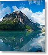 Temple Mountain Metal Print