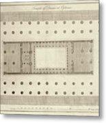 Temple Of Diana At Ephesus Metal Print