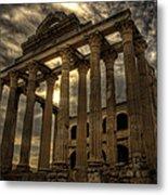 Temple Of Diana Metal Print
