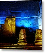 Temple Of Mars Ultor Metal Print