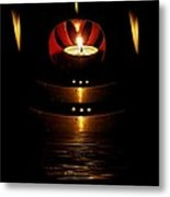 Temple Of The Light Metal Print