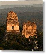 Temples 1 And 2 -  #3 Metal Print