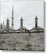 Ten Minarets Metal Print
