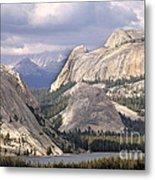 Tenaya Lake Yosemite Metal Print