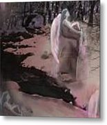 The Great Mystery Metal Print
