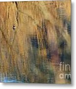 Floating In The Abstract 1 Metal Print
