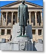 Tennessee Capitol Metal Print