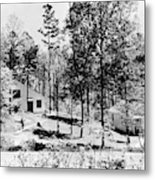 Tennessee Housing, C1935 Metal Print