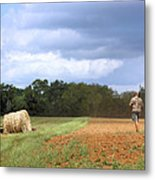 Tennessee Hunting Metal Print