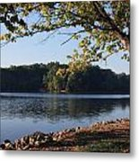 Tennessee River In Knoxville Metal Print