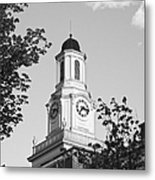 Tennessee Tech University Derryberry Hall Metal Print