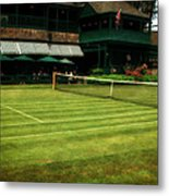 Tennis Hall Of Fame 2.0 Metal Print
