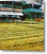 Tennis Hall Of Fame - Newport Rhode Island Metal Print
