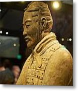 Terracotta Soldiers Metal Print