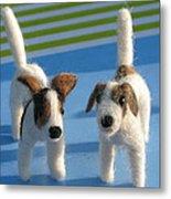 Terriers Metal Print