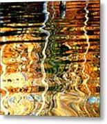 Test Of Nature Metal Print