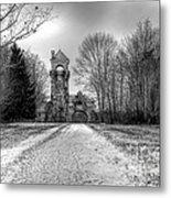 Testimonial Gateway Tower Metal Print