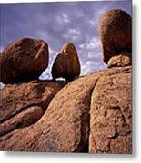 Texas Canyon Gnomes Metal Print