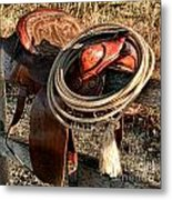 Texas Morning Metal Print