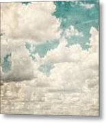 Texas Skies Metal Print