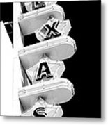 Texas Theater Metal Print by Darryl Dalton