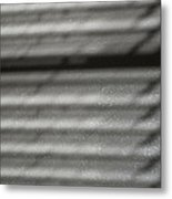 Texture In The Shadows Metal Print by Christi Kraft