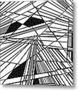 Tgif Metal Print