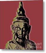 Thai Buddha #1 Metal Print