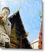 Thai Temple 04 Metal Print