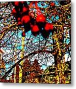 Thank You Berry Much Metal Print