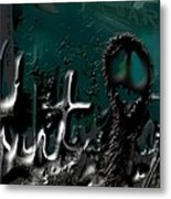 Thank You For This Wonderful War - I Am In The Best Shape Of My Life Metal Print
