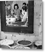 Thanksgiving, 1940 Metal Print