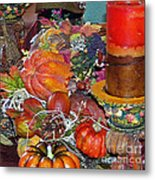 Thanksgiving Remembrance Metal Print