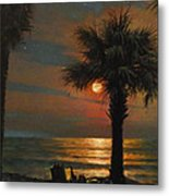That I Should Love A Bright Particular Star Metal Print