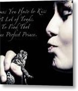 That One Perfect Prince Metal Print