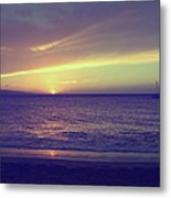 That Peaceful Feeling Metal Print by Laurie Search