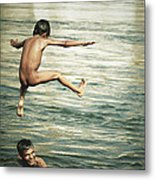 That Was A Great Day Metal Print