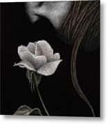 That Which Will Not Be Silenced Metal Print