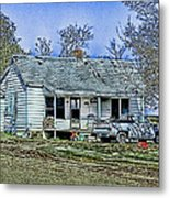 That's Country Metal Print