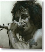 That's How It Goes Playing In A Band Metal Print