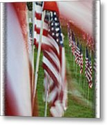 The 10th Anniversary Of 9-11-2001 Forest Park St Louis Mo Img 5708 Metal Print