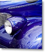 The 1939 Chevy Coupe Metal Print